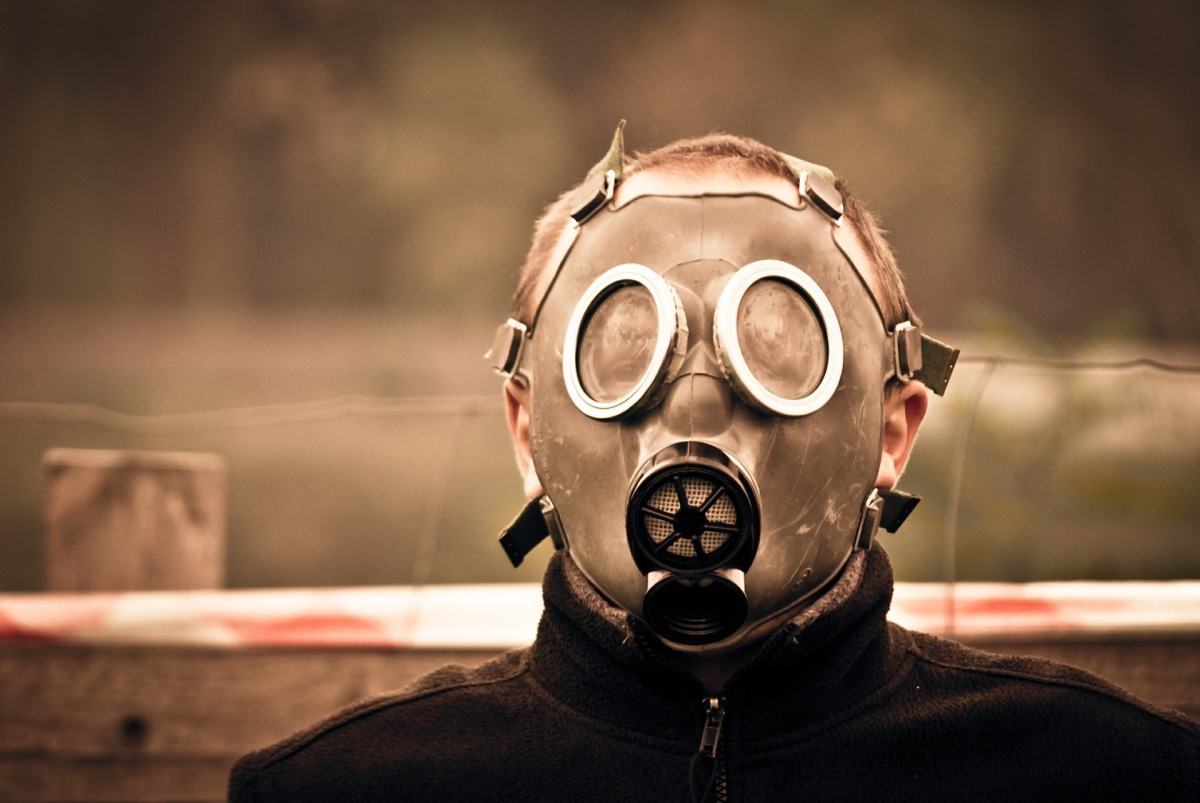 Project LinX 10/06/2018 — Gas Mask